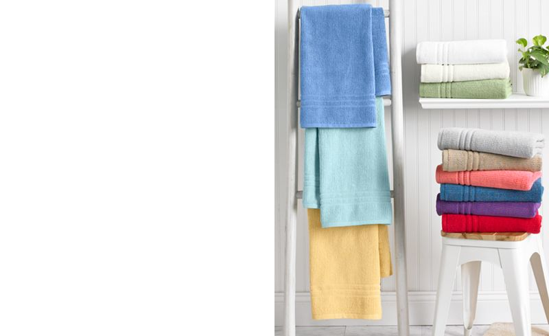 CLOSEOUT! Martha Stewart Collection Quick Dry 27