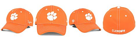 Top of the World Clemson Tigers Jock III Cap