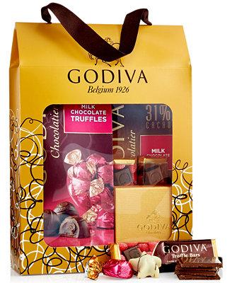 Godiva Chocolatier Chocolate Bundle Gourmet Food