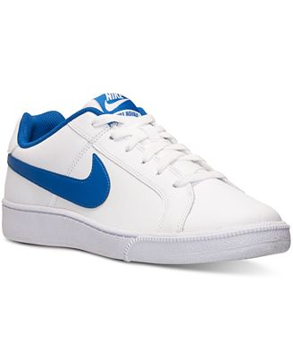nike s court royale casual sneakers from finish line