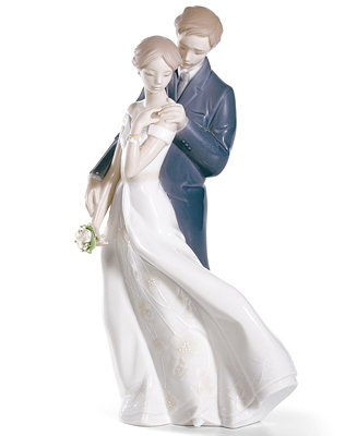 Lladro Collectible Figurine Everlasting Love