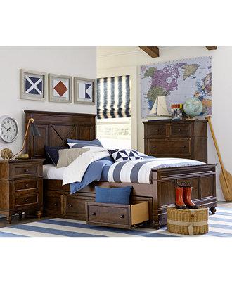 Explorer Kid S Bedroom Furniture Collection Furniture