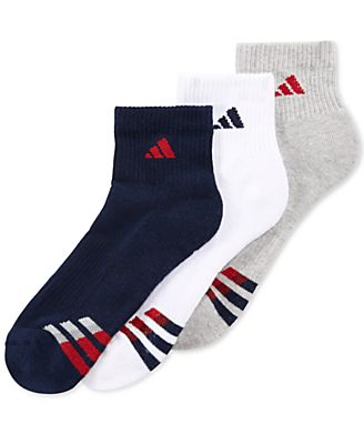 Adidas ClimaLite® Crew Socks, 3 Pack