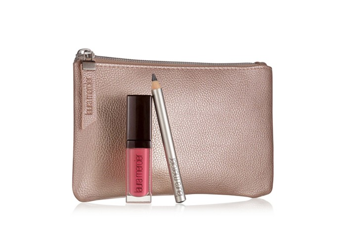 Receive a free 3piece bonus gift with your $75 Laura Mercier purchase