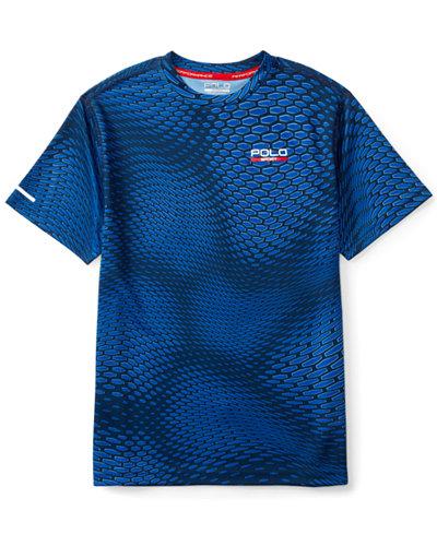 ralph lauren boys 39 polo sport thermovent t shirt shirts. Black Bedroom Furniture Sets. Home Design Ideas