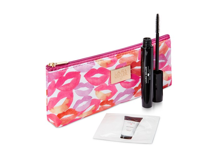 Receive a free 3piece bonus gift with your $50 Laura Geller purchase