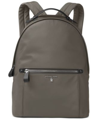 MICHAEL KORS Michael  Kelsey Large Backpack in Graphite