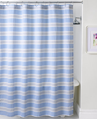 Martha Stewart Collection Norfolk Shower Curtain Shower Curtains Accessories Bed Bath