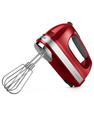 Kitchenaid Khm7210 7 Speed Hand Mixer Electrics