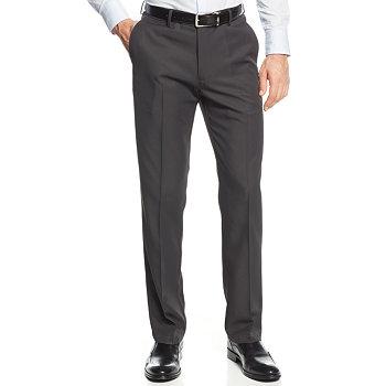 2-Pack Haggar Microfiber Mens Dress Pants