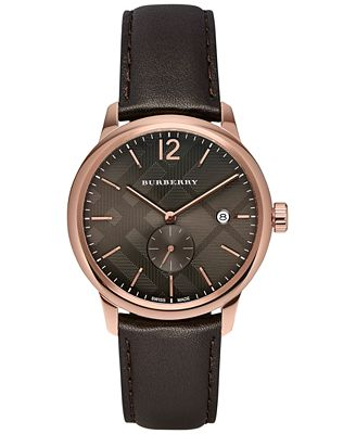 Relojes Burberry Macy S