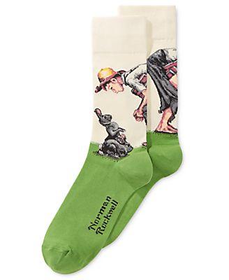 Hot Socks Men's Springtime Socks