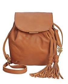 tan purse lucky