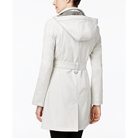 Calvin Klein Hooded Softshell Jacket