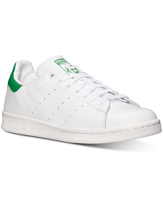 Adidas Men S Originals Stan Smith Casual Sneakers From