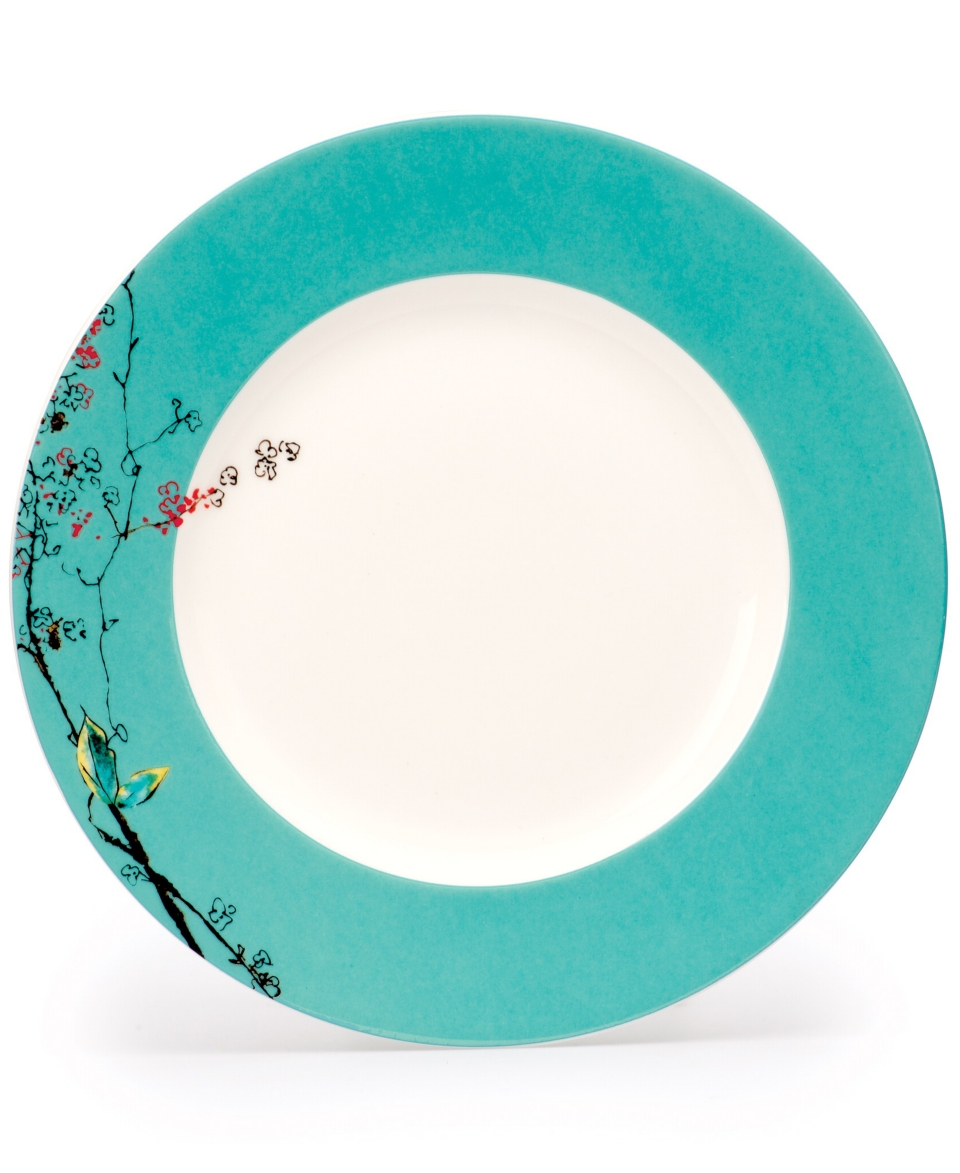 Lenox Simply Fine Chirp Dinner Plate   Dinnerware   Dining