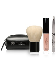 Receive a free 4-piece bonus gift with your $50 Anastasia Beverly Hills purchase