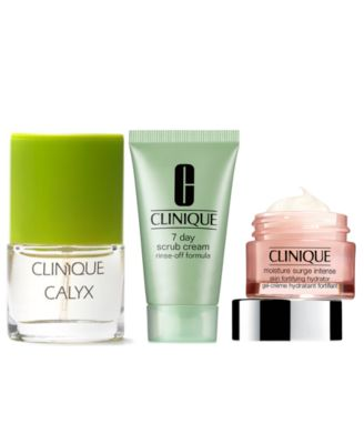 Receive a free 3-piece bonus gift with your $70 Clinique purchase
