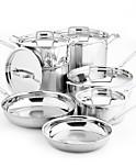 Cuisinart Stainless Steel 12 Piece Cookware Set