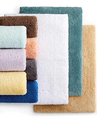 Martha Stewart Collection Ultimate Plush Rugs 100 Polyester Only At Macy 39 S Bath Rugs Bath