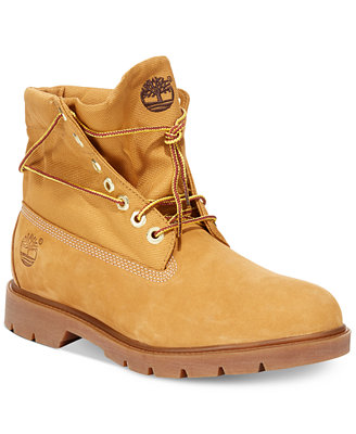 timberland s icon basic roll top waterproof boots