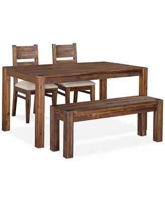 Avondale 4 Pc Dining Room Set Only At Macys Table