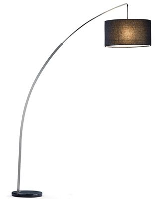 Adesso Rivington Arc Floor Lamp Lighting Lamps For The Home Macy