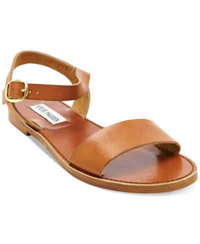 Steve Madden Donddi Flat Sandals Sandals Shoes Macy S