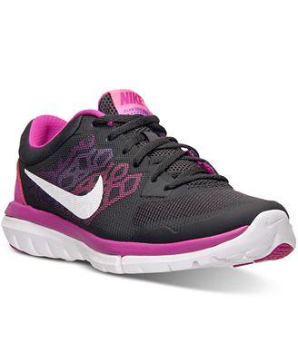 girls nike flex running 2015