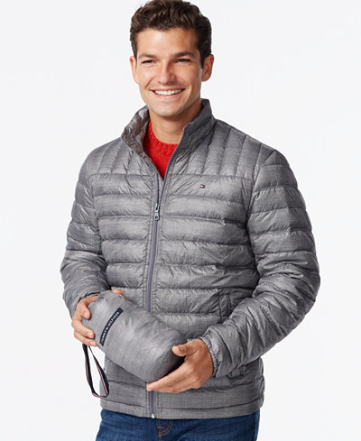 Packable Nylon Jackets Men 31
