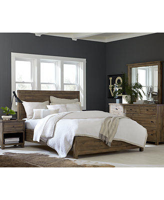 Canyon Bedroom Furniture Collection ly at Macy s