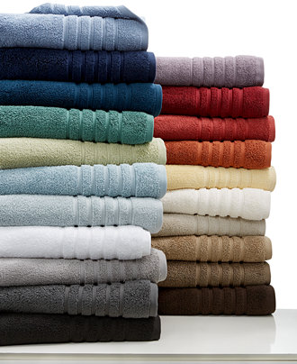 Hotel Collection Ultimate MicroCotton Bath Towel Collection 100 Cotton Onl