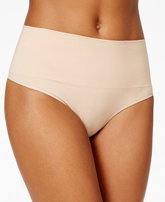 Spanx Light Control Shaping Thong Ss0815 Bras Panties