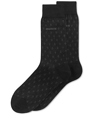 Hugo Boss Men's Diamond Socks