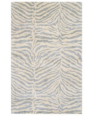 Bashian Area Rug Expedition Hg241 Light Blue 8 6 Quot X 11 6