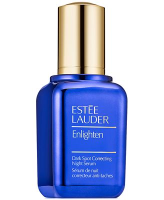 Est 233 e lauder enlighten dark spot correcting night serum 1 oz skin