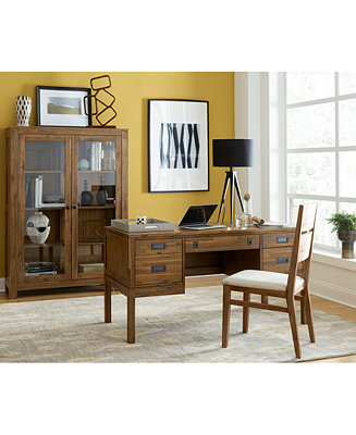 Champagne Home Office Furniture Collection Furniture