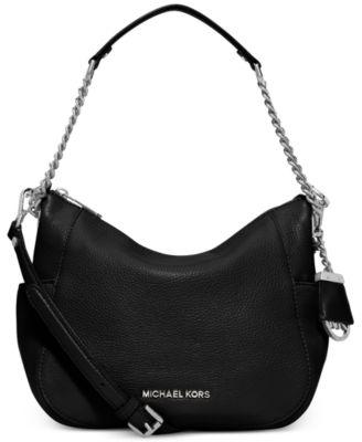 Michael kors  jet Set Travel  Saffiano Leather Top Zip Tote in Black  b3e2933ae9bb5