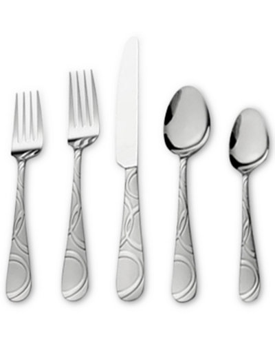 International Silver 67-Pc. Garland Frost Flatware & Hostess Set