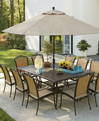 Beachmont II Outdoor Dining Collection