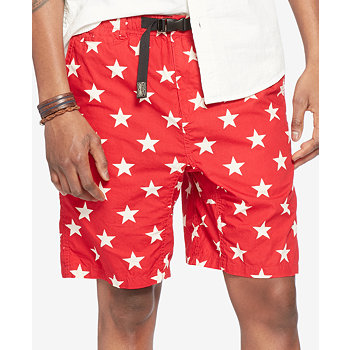 Denim & Supply Ralph Lauren Mens Chino Shorts