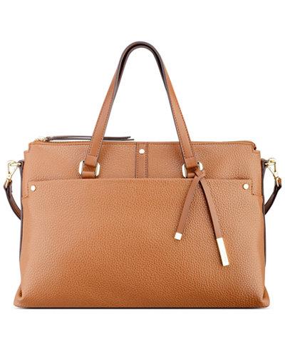 long handled tan handbags