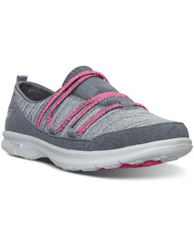 Skechers Women S Go Step Sway Walking Sneakers From Finish