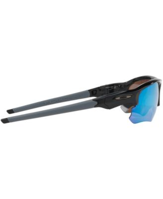 51b7e86646 OAKLEY POLARIZED XL PRIZM DEEP WATER SUNGLASSES