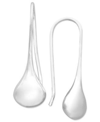 Giani Bernini Sterling Silver Earrings Teardrop Earrings