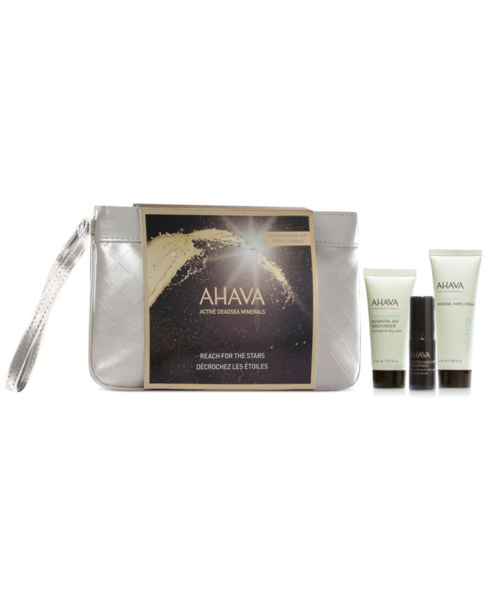 Receive a free 4piece bonus gift with your $40 Ahave purchase