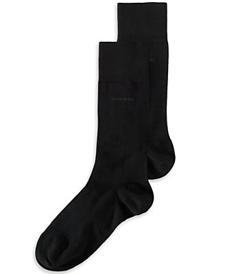 Hugo Boss Marc Solid Combed Cotton Socks