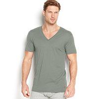2-Pack Ralph Lauren Mens V-Neck T-Shirt