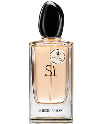 Giorgio Armani Si Fragrance Collection Shop All Brands