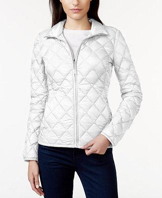 32 Degrees Packable Down Puffer Coat Coats Women Macy S